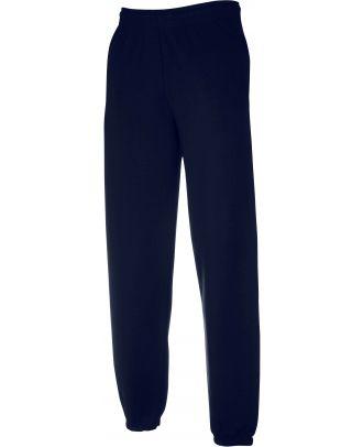 Pantalon de jogging bas élastiqué SC153C - Deep Navy