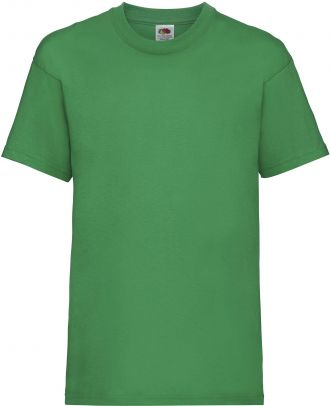 T-shirt enfant manches courtes Valueweight SC221B - Kelly Green