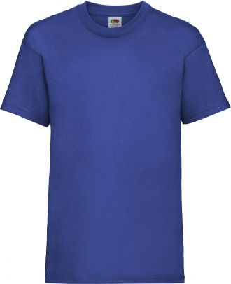 T-shirt enfant manches courtes Valueweight SC221B - Royal Blue