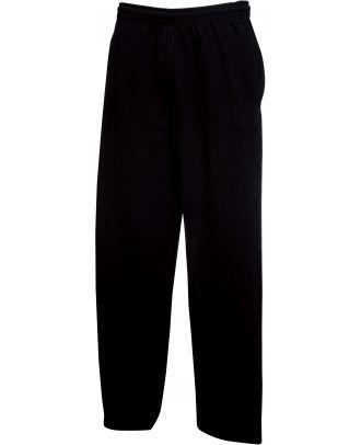 Pantalon de jogging bas droit SC4024C - Black