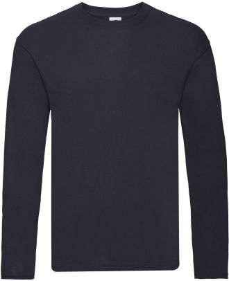 T-shirt homme manches longues Original-T SC61428 - Deep Navy
