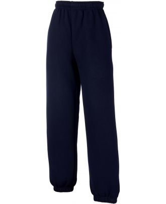 Pantalon jogging enfant bas élastiqué SC64051 - Deep Navy