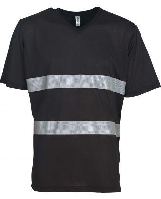 T-shirt haute visibilité HVJ910 - Black
