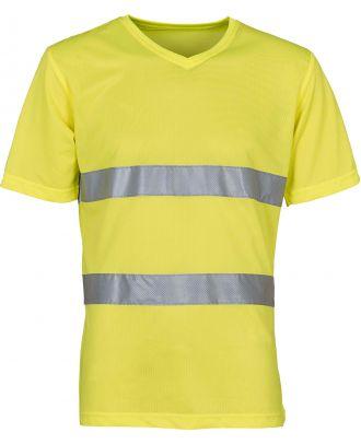 T-shirt haute visibilité HVJ910 - Hi Vis Yellow